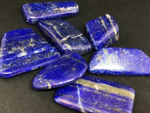 Lapis Lazuli - 2 to 3cm polished - 9.5g to 15g Pocket Tumbled Stone