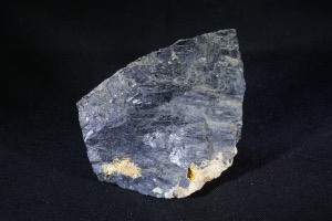 Galena, from Crich Quarry, Towned, Crich, Derbyshire, UK (No.31)