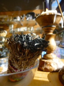 Natural Incense & Burning Herbs