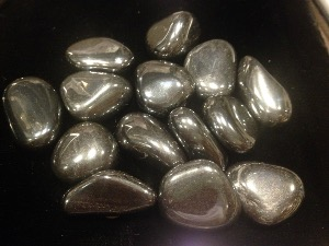 Hematite  - 2 to 2.5cmTumbled Stone