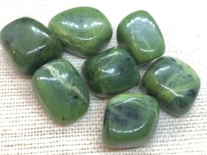Jade - Brazil -10g to 15g Tumbled Stone (Selected)
