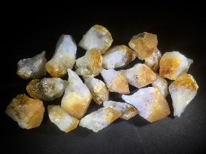 Citrine Points, from Brazil (No.4/5)