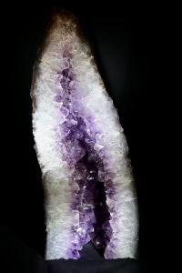 Amethyst Cathedral from Brazil (No.890)