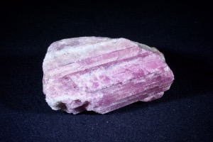 Rubellite (Red Tourmaline) from Barra Do Salinas, Minas Gerais, Brazil (No.30)
