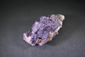 Purple Fluorite, from Colorado, U.S.A. (No.4)