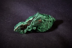 Silky Malachite, from Democratic Republic of Congo (No.76)
