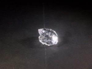 Herkimer Diamond, from Herkimer County, New York State, USA (No.82)