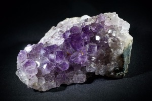 Amethyst Cluster, from Brazil (No.115)