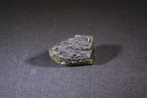 Moldavite, from the Czech Republic (No.157)