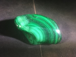 Polished Malachite (No.42)