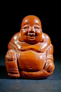 Red Jasper Buddha (No.45)