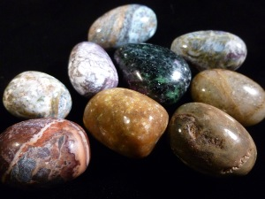 Jasper - Fancy - Tumbled Stone